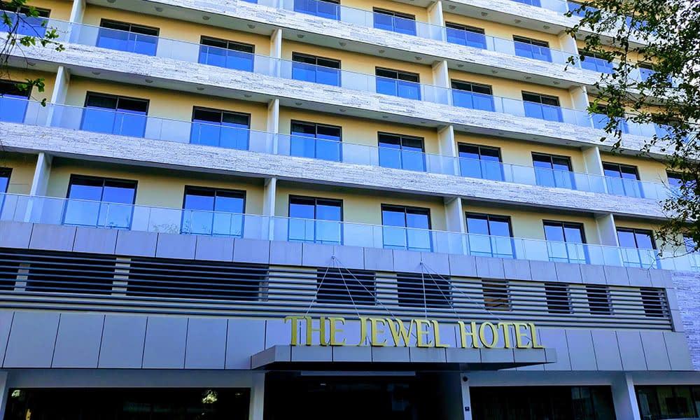 Hotel Facade Day