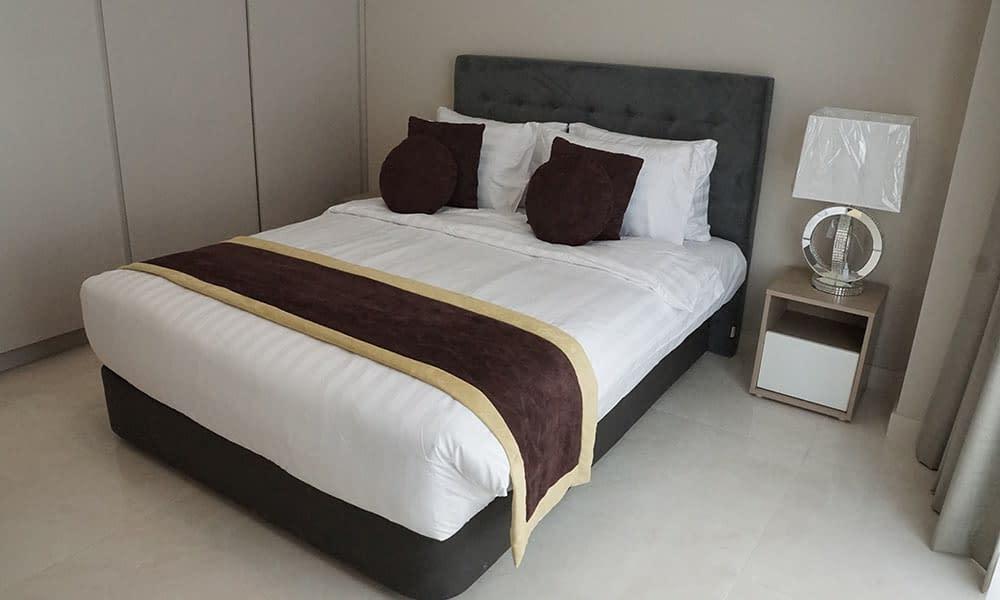 Two Bedroom Executive Suite Bedroom (Queen Type)