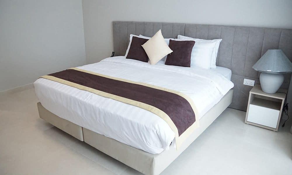 Two Bedroom Executive Suite Bedroom