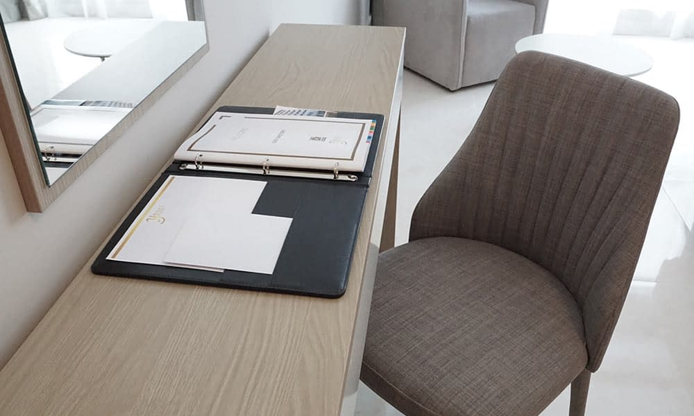 Work Desk (All Room Types)