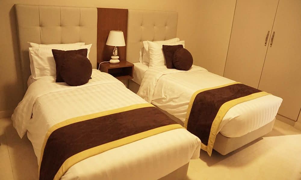Three Bedroom Jewel Suite Bedroom